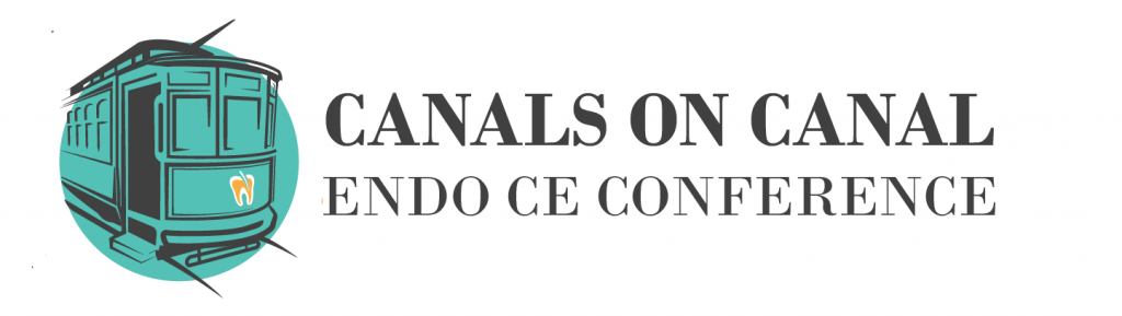 Canals on Canal Endo CE Conference logo